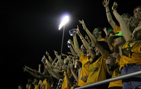 Gold out event raises awareness for childhood cancer