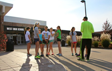 Preview: girls cross country state meet