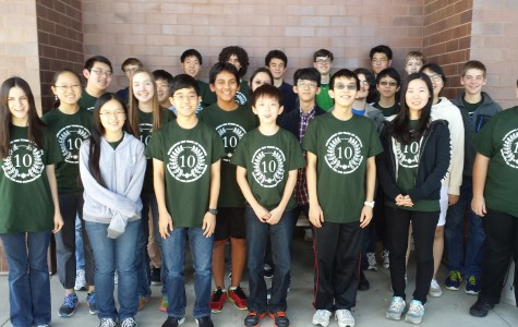 Math team adds up awards at CR Jefferson