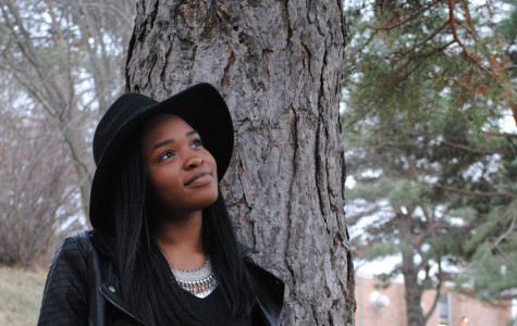 Fashion Friday: Nisha Coney '16