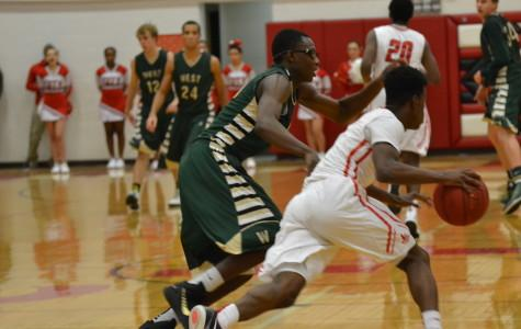 West-City basketball doubleheader