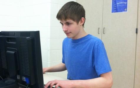 Aspiring computer scientist finds a passion in Minecraft