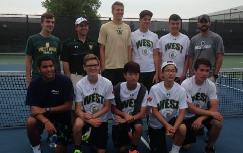 Boy's tennis team enters postseason strong