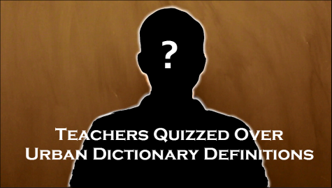 Teachers quizzed on Urban Dictionary definitions
