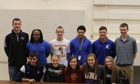 National Signing Day and other committed athletes