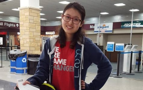 Li named Coca-Cola Scholar