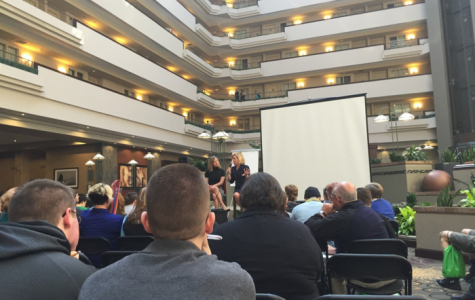COLORS present at Governor's Conference