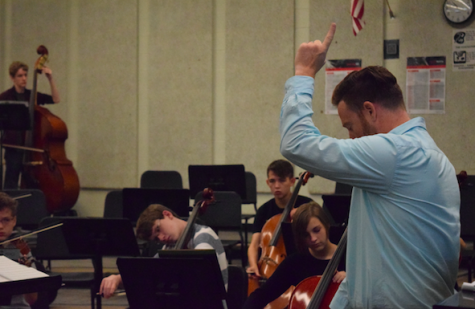 Orchestra director finds new home at West