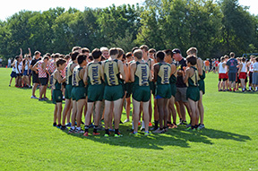 Cross country mid-season review
