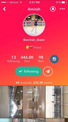 Internet famous: Amirah Azhari