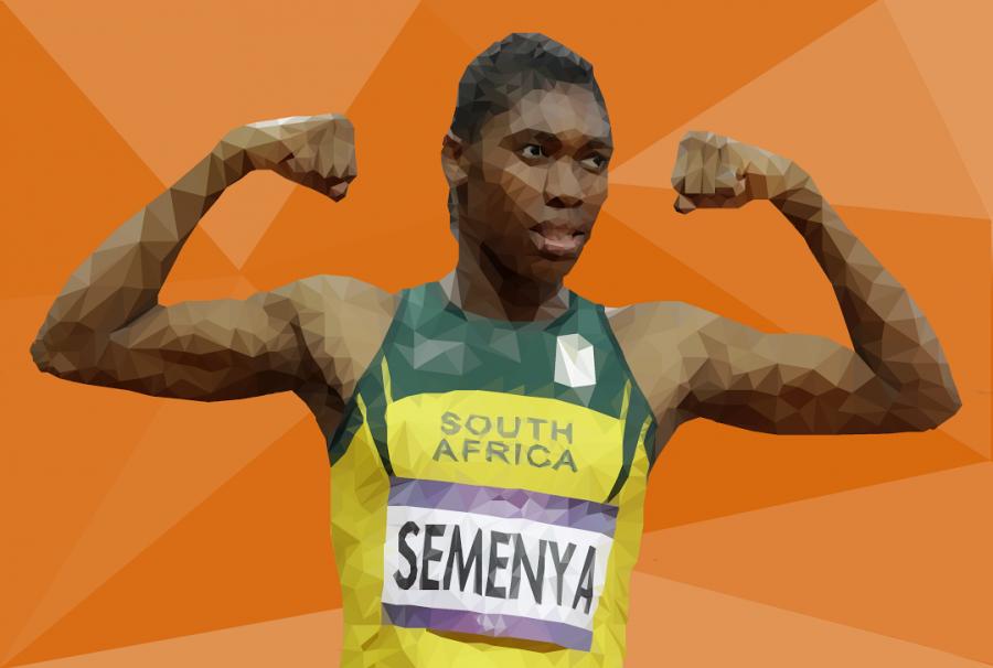 Defining the female Olympian