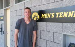 Brian Alden Joins IC Tennis Community