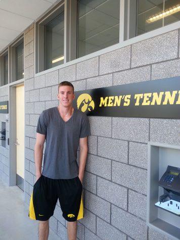 Brian Alden joins Iowa City tennis community