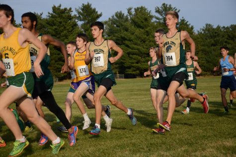 Nock named Press-Citizen Cross Country Athlete of Year