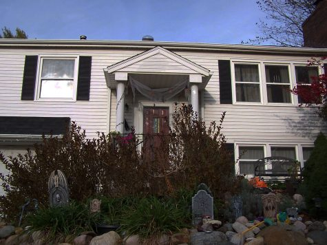 Iowa City's eerie homes