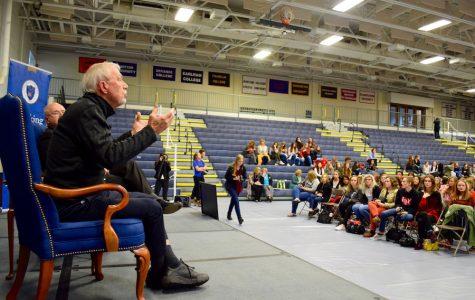 """Spotlight"" reporter visits national journalism convention"