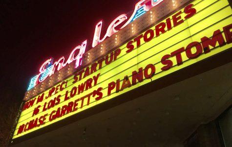 Lois Lowry visits Iowa City