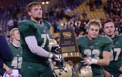 Photo gallery: West falls in football championship
