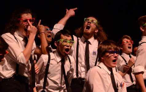 Photo Gallery: Show choir performs Winter Swing Show