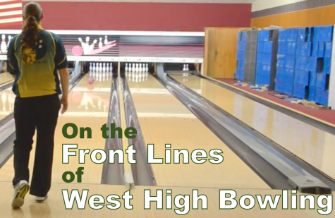 On the front lines of West High bowling