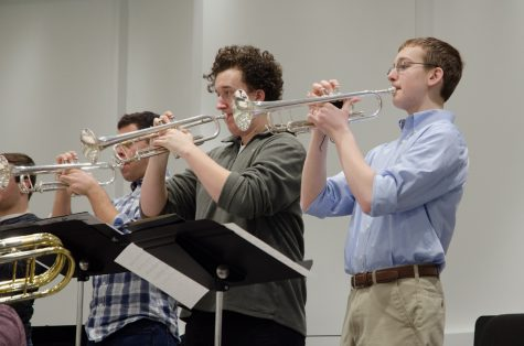 Band students show talent in SEIBA band concert
