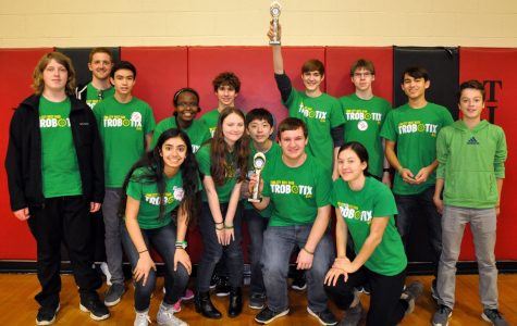 West High Robotics brings home two awards