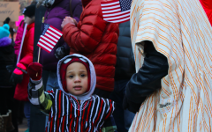 Rally against Muslim ban draws over 1500