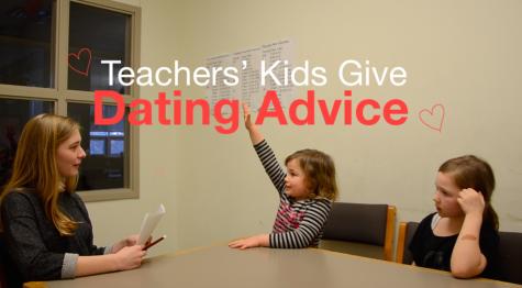 Kids give WSS staffers dating advice