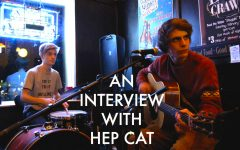 An interview with Hep Cat