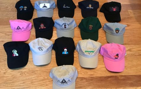 On the rise to success: Zach Frisbie '17 and his clothing line
