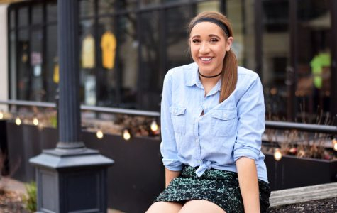 Fashion Friday: Kennedy Posey '17