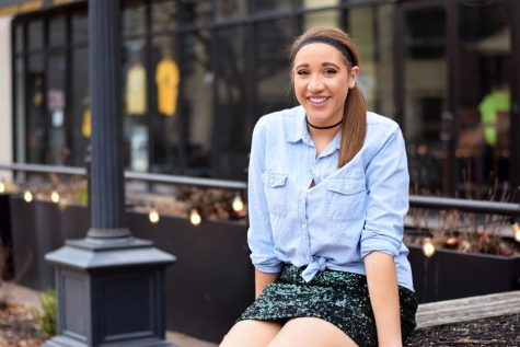 Fashion Friday: Kennedy Posey '17