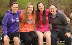 Meet the girls golf varsity team