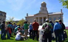 Citizens gather to demonstrate support for science