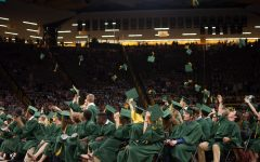 West's forty-ninth annual commencement ceremony graduates over 400 students