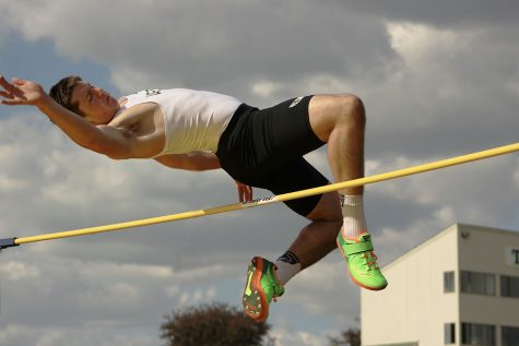 Boys track and field team snags MVC champion title