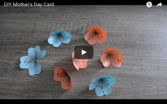 Stepping up from a store-bought Mother's Day card