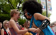 Iowa City gathers together to celebrate Pride