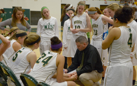 Girls basketball falls to C.R. Kennedy