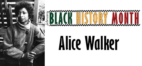 Black History Month: Alice Walker