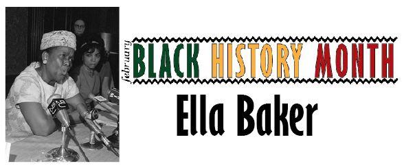 Ella Josephine Baker