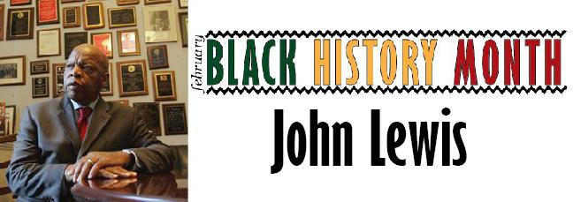 Black History Month: John Lewis