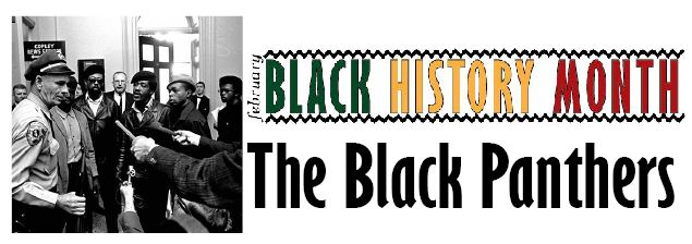 Black+History+Month%3A+Black+Panthers