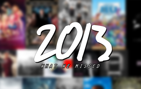 What we missed in 2013