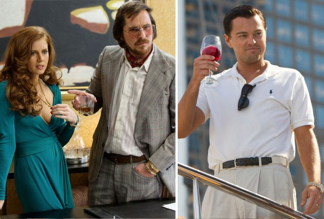 Oscar+nominee+review%3A+The+Wolf+of+Wall+Street+and+American+Hustle