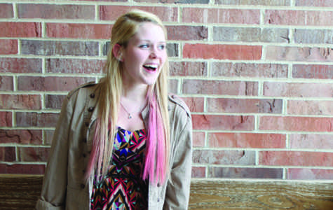 Fashion profile: Hannah Sheldon '15