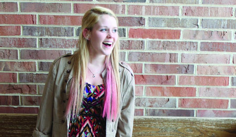 Fashion profile: Hannah Sheldon '15