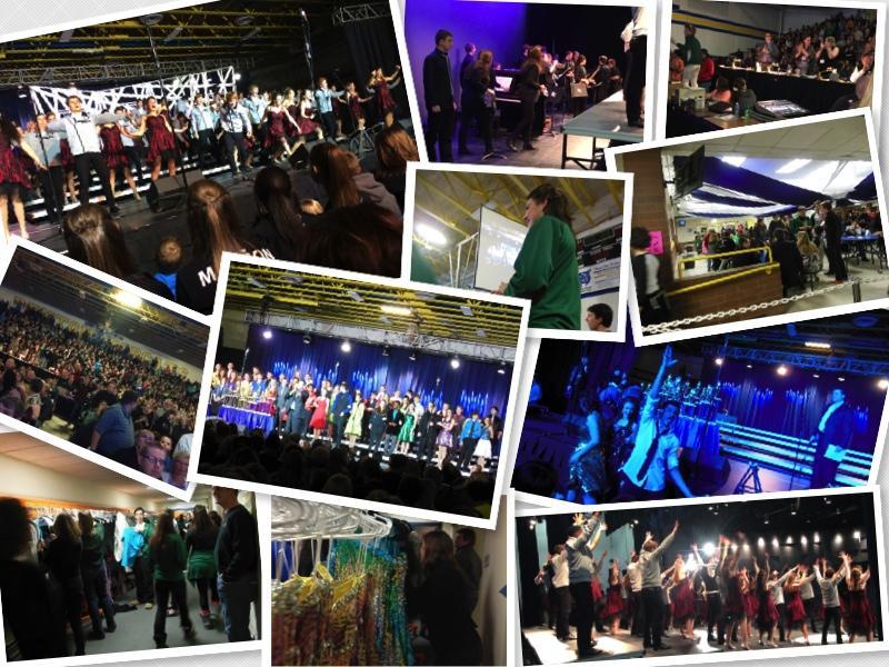 The show choir world: the Benton