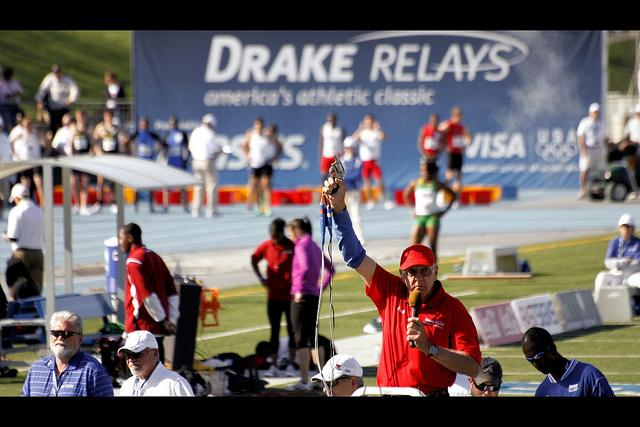 Track+and+field+athletes+qualify+for+Drake+Relays