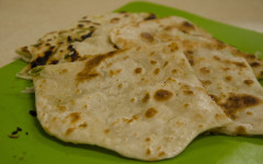 Asian Cuisine and Culture Club: green onion pancakes